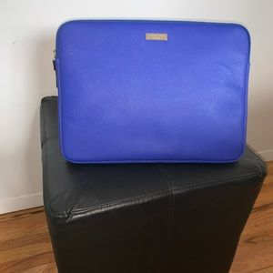 Kate Spade new Saffiano Laptop sleeve case